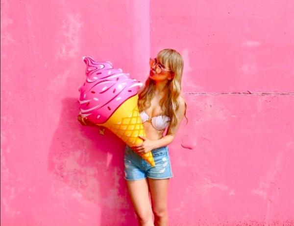 インスタグラマー必見♩食べないアイスクリームがテーマのアートスペースが原宿にオープン!