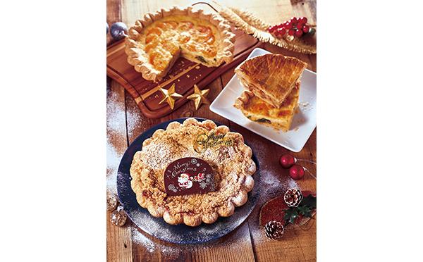 ホムパにもおすすめ!LA発「パイホール」にクリスマス限定の贅沢パイ3種が登場