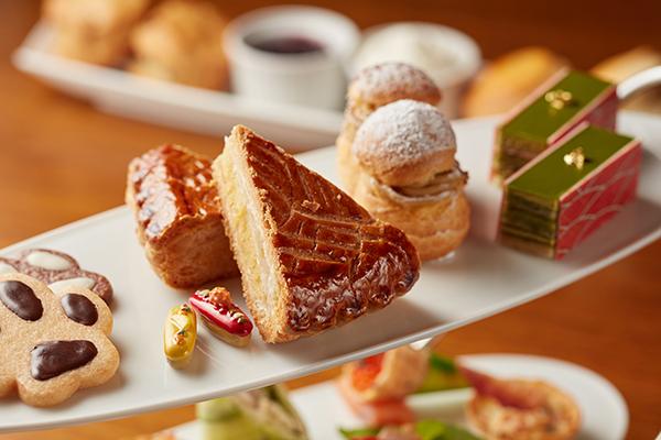 餅チーズバーガーや華やかアフタヌーンティーも♡グランド ハイアット 東京の新年限定メニューに注目♩