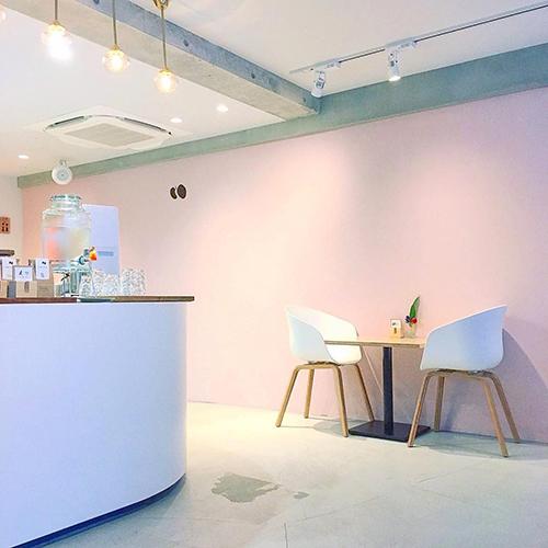 """カフェトレンドのルーツは韓国から♡""""韓国チック""""なカフェを見つける私のお散歩旅"""