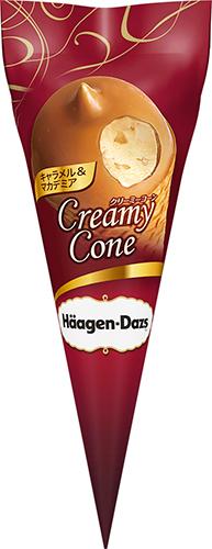 ハーゲンダッツから国内初のコーンアイスがセブンイレブン限定で登場!サクサク&クリーミーな食感を楽しんで♡