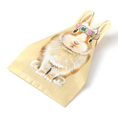 キュートなうさぎがおすそわけをお手伝い♡フェリシモのラッピングバッグにキュンキュンが止まらない!