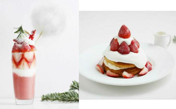 期間限定スイーツが魅力的☆「カフェ&ブックス ビブリオテーク」のクリスマスフェアがスタート!