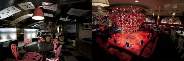 女王様のクローゼットをイメージ♪「アリスのファンタジーレストラン」期間限定メニューが華やか♡