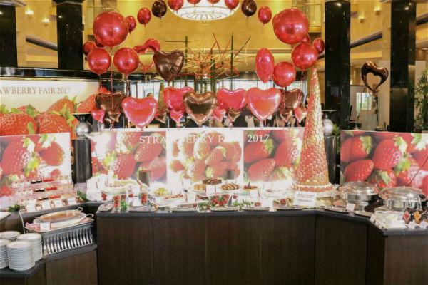 みんな大好きいちご&ショコラ♡ニューオータニ幕張「ホテルでいちご狩り」の予約がスタート!