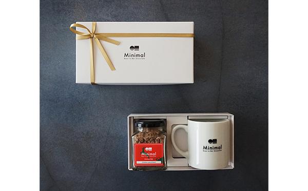芳醇なカカオの香りにホッ♡Minimalのクリスマス限定ホットチョコレートセットがエストネーションに登場!