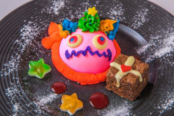 原宿・KAWAII MONSTER CAFE。今年のクリスマスは「毒カワイイ×美味しい」がテーマ♡