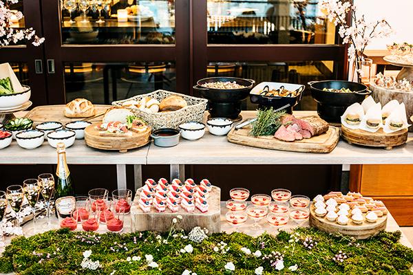 ハーブやお花を使ったカクテルからイチゴのスパまで♡「アンダーズ 東京」の春メニューが待ち遠しい!