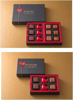 味も見た目も妥協なし♡来年のバレンタインはジョエル・ロブションに決まり!