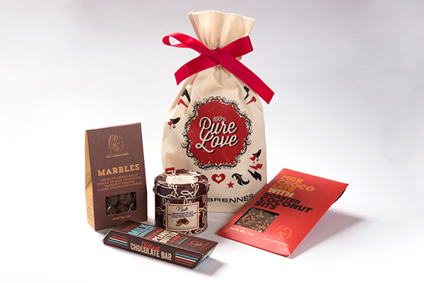マックスブレナーに華やかバレンタインメニューが登場!ギフトセットは友チョコにおすすめです♡