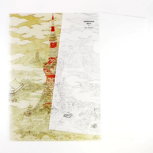 アート好きの心がくすぐられる♡「山口晃×銀座 蔦屋書店」の限定コラボグッズがおしゃれ!
