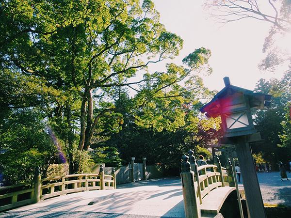 年始の旅行はパワースポット・伊勢神宮へ。風情あふれる三重県の女子旅スケジュール♡