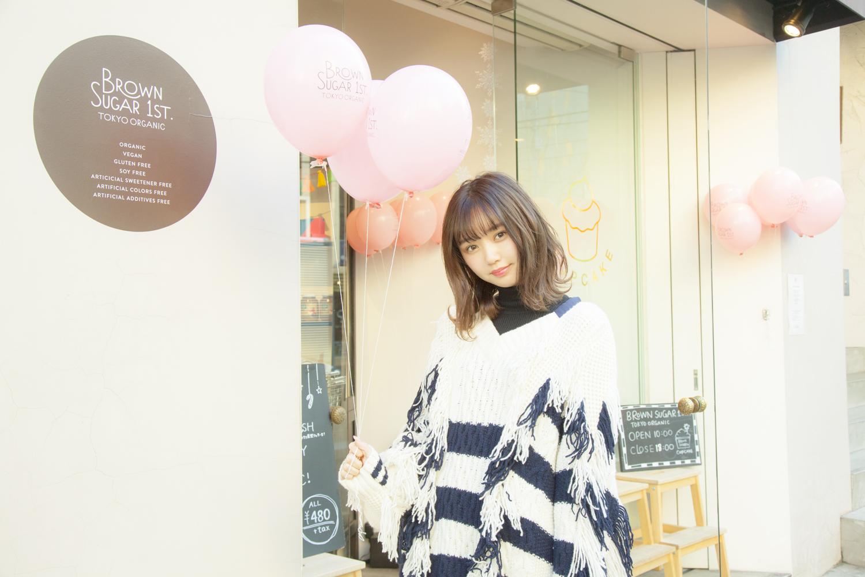 【isuta GIRL】ピンクの店内にキュンとしちゃう♡江野沢愛美が「ブラウンシュガーファースト」をリポート!
