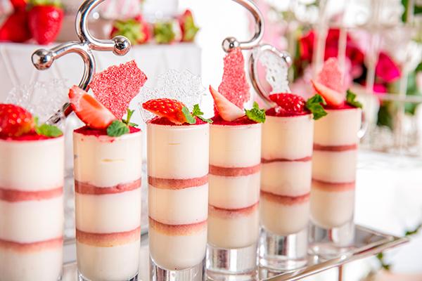 デザートから料理まで苺づくし♡ストリングスホテル東京インターコンチネンタル初のランチビュッフェへGo!
