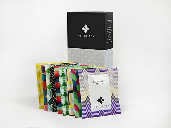 これはパケ買いしたくなる♡「ART OF TEA」のティーバッグがおしゃれな新パッケージで登場