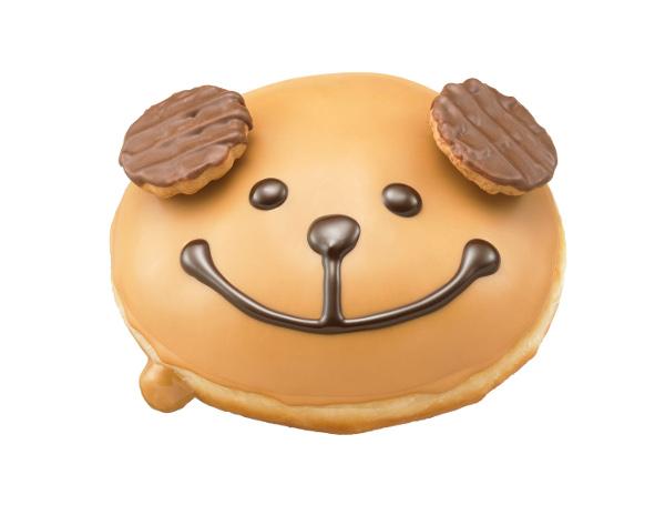 来年は犬が主役!2018年の干支をモチーフにしたクリスピークリームの「ハッピー干支ダズン」がめちゃカワ♡