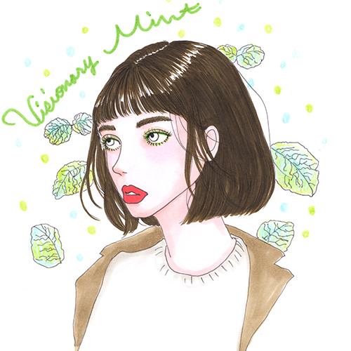 実は日本人と相性の良いグリーン♡ 2018年テーマカラー「ビジョナリーミント」をメイクに取り入れる方法って?