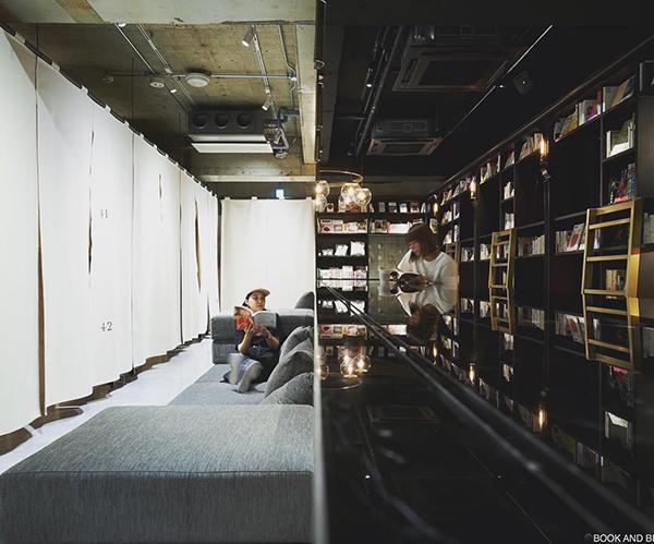 おしゃれな癒し空間……♡ 泊まれる本屋「BOOK AND BED TOKYO ASAKUSA(浅草)」に行ってきた!