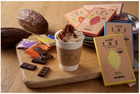 ニコアンド×明治ザ・チョコレートがコラボ♪人気パッケージをデザインした限定アイテムがかわいい♡