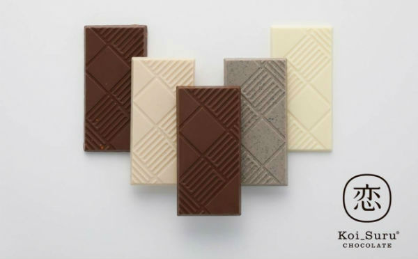 北海道みやげの大定番「白い恋人」のチョコがベース!新作「恋するチョコレート」が誕生♡