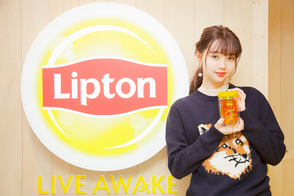 【isuta GIRL】江野沢愛美も太鼓判。新感覚のホットティーが飲めるリプトン期間限定ショップに行ってきたよ♩
