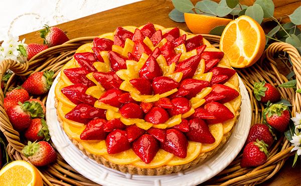 キルフェボン恒例のストロベリーウィークが今年も開催!真っ赤にきらめく苺づくしのタルトにウットリ♡