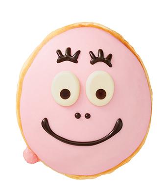 かわいすぎてキュンとくる♡「クリスピー・クリーム×バーバパパ」コラボのドーナツが登場