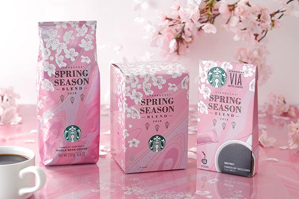 スタバがSAKURAシリーズ3種を発売!酒粕が隠し味のラテ&さくらもちソースを使ったフラペで春を先取り♡