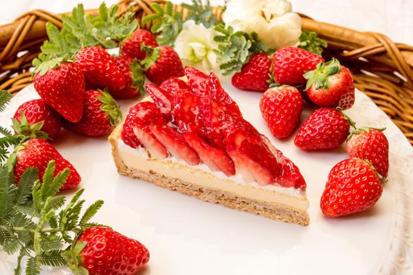 バレンタインのお返しにおねだりしたい♡キルフェボンにイチゴ×ホワイトチョコのホワイトデー限定タルトが登場