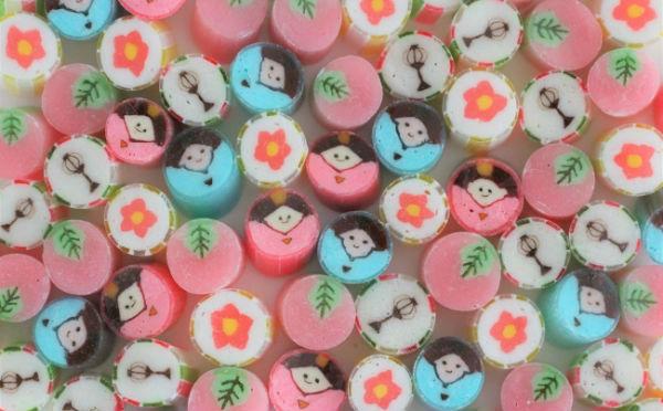 春色キャンディを詰め合わせ♪桃の節句に合わせたパパブブレの「ひなまつりMIX」がカワイイ♡