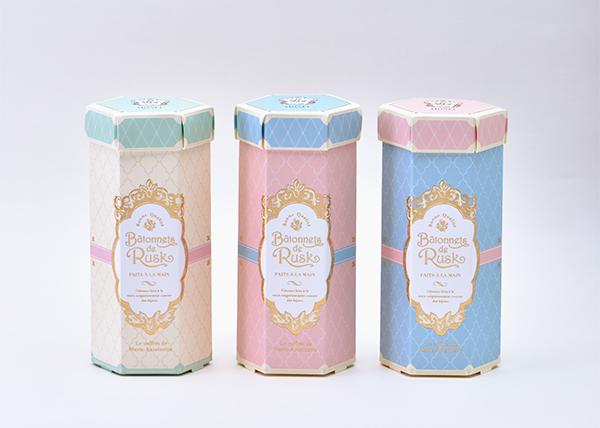 気分はマリーアントワネット♡宝石みたいに美しい「ラトリエ モネイ」のデコレーション・ラスクに注目!