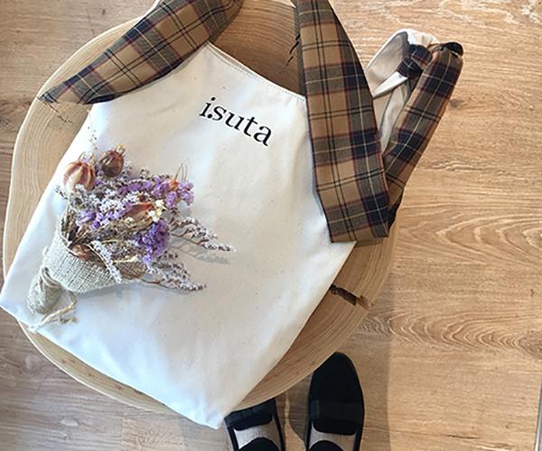 【isuta instagram 5k突破】ありがとうキャンペーン♡ノベルティバッグをフォロワー200名にプレゼント