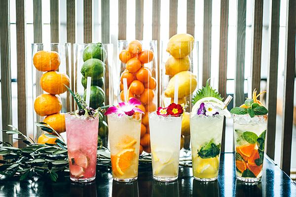 柑橘フルーツの香りにうっとり♡アンダーズ東京の新作スイーツ&スパメニューでリフレッシュ♩