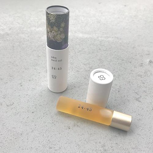 良い香りに心やすらぐ…♡ おしゃれな「uka」のネイルオイルはプレゼントにもぴったり。