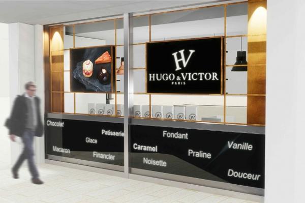 「HUGO & VICTOR」が今度はアトレ恵比寿に出店!オープン記念の限定コフレは早い者勝ち♡
