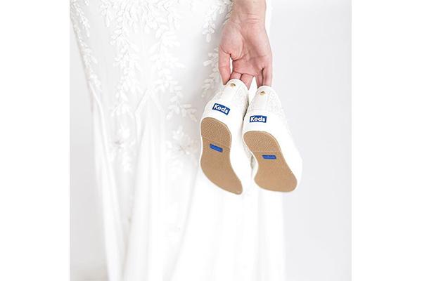 ウェディングじゃなくても履きたい♡「Keds×ケイト・スペード」の花嫁用スニーカーがかわいすぎ!