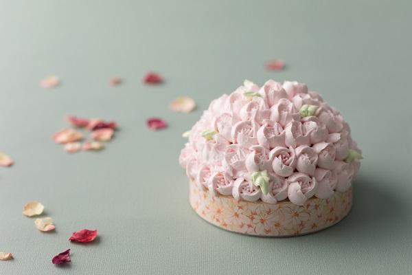 大切な人への贈り物に♡グランドハイアット東京の花束みたいなスイーツが美しすぎる!