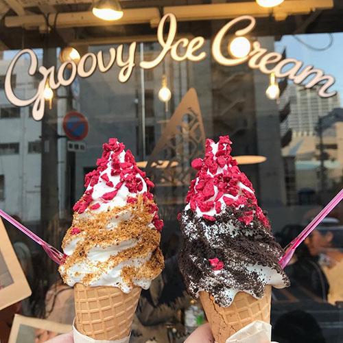"""今気になるアイスはこれ♡見た目も食感も一味ちがう""""新感覚""""アイスクリーム10選"""