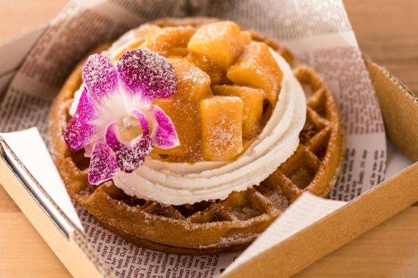 パンケーキの人気店「メレンゲ」が、ワッフル&ホットドッグのテイクアウト専門店を横浜にOPEN♡