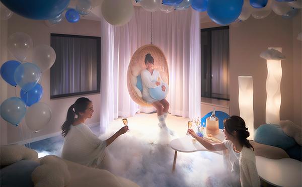 お部屋から料理までふわふわの雲づくし♡星野リゾート トマムの「雲ガールステイプラン」で女子旅したい!