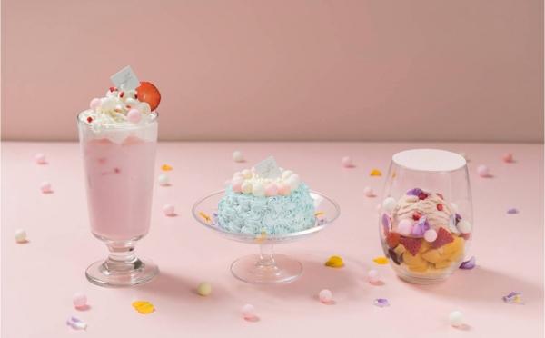 SNS映えをお約束♡「カンパネラ・カフェ」が大人パステルな春スイーツを発売!