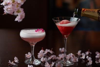 ひと足早く桜の季節が到来♪グランドハイアット東京の春限定・桜色メニューをチェック!