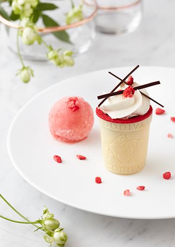 ゴディバならではの贅沢ショコラにウットリ♡「アトリエ ドゥ ゴディバ」の華やかな春限定スイーツに注目!