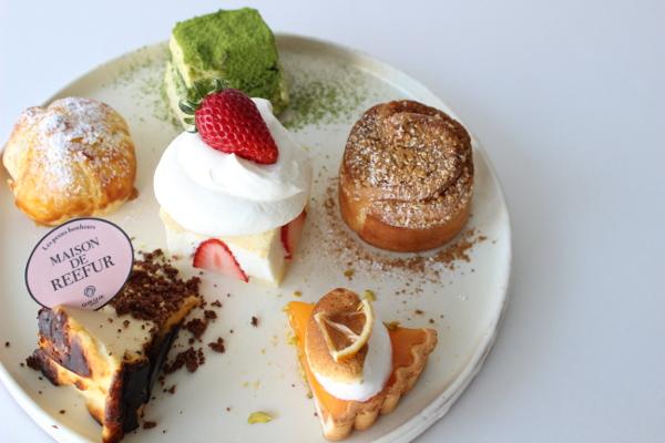撮りたい!食べたい!グルグルリーファーから春デザートがデビュー♡「ソフトクリーム×パフェ」の新作も!