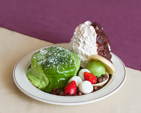 エッグスンシングス京都四条店から春をおすそ分け♡「香る、宇治抹茶パンケーキ」が1か月限定で全国販売!