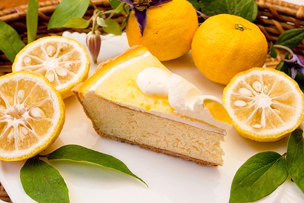 春はやっぱり柑橘フレーバー!キルフェボンの新作は爽やかな味わいの「ゆずチーズスフレのタルト」