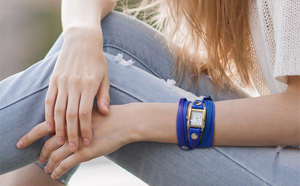 春カラーがかわいすぎ♡LA発「ラ・メール コレクションズ」にパステルカラーの新作腕時計が登場