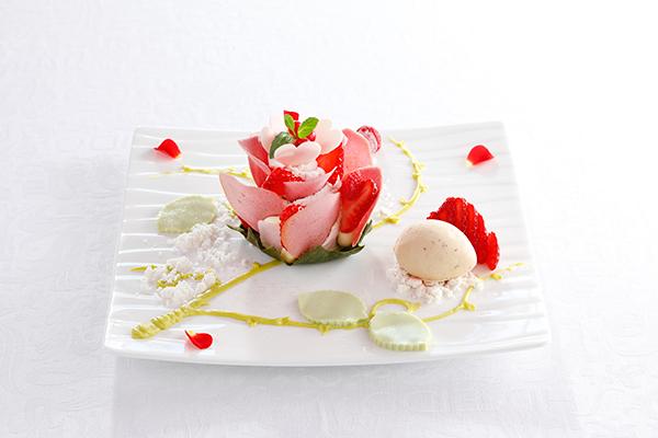 パケ買いしたくなる♡華やかなピンクの限定缶スイーツ&バラを模ったデザートが資生堂パーラーに登場!