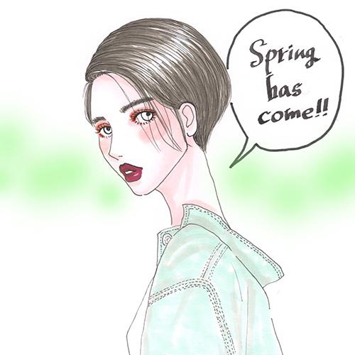 """ひと味違う顔を目指すなら…""""今年っぽ春顔""""を叶える3つのメイクポイント♡"""