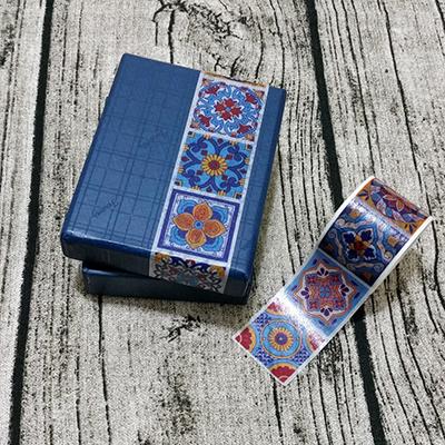 エキゾチックな柄がおしゃれ!「世界のタイル」マスキングテープがヴィレヴァンで予約販売スタート